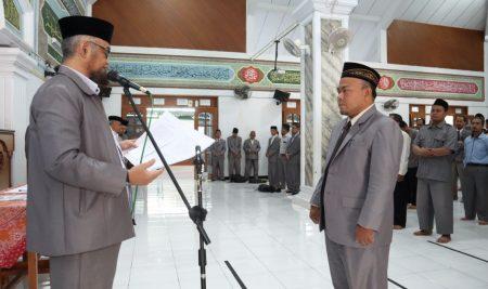 Ustadz Mulyadin Pimpinan Baru Pontren Husnul Khotimah I Kuningan