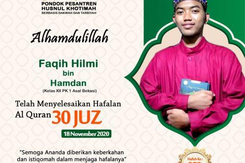 Faqih Hilmi Bin Hamdan
