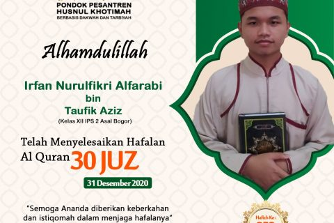 Irfan Nurulfikri Alfarabi bin Taufik Aziz